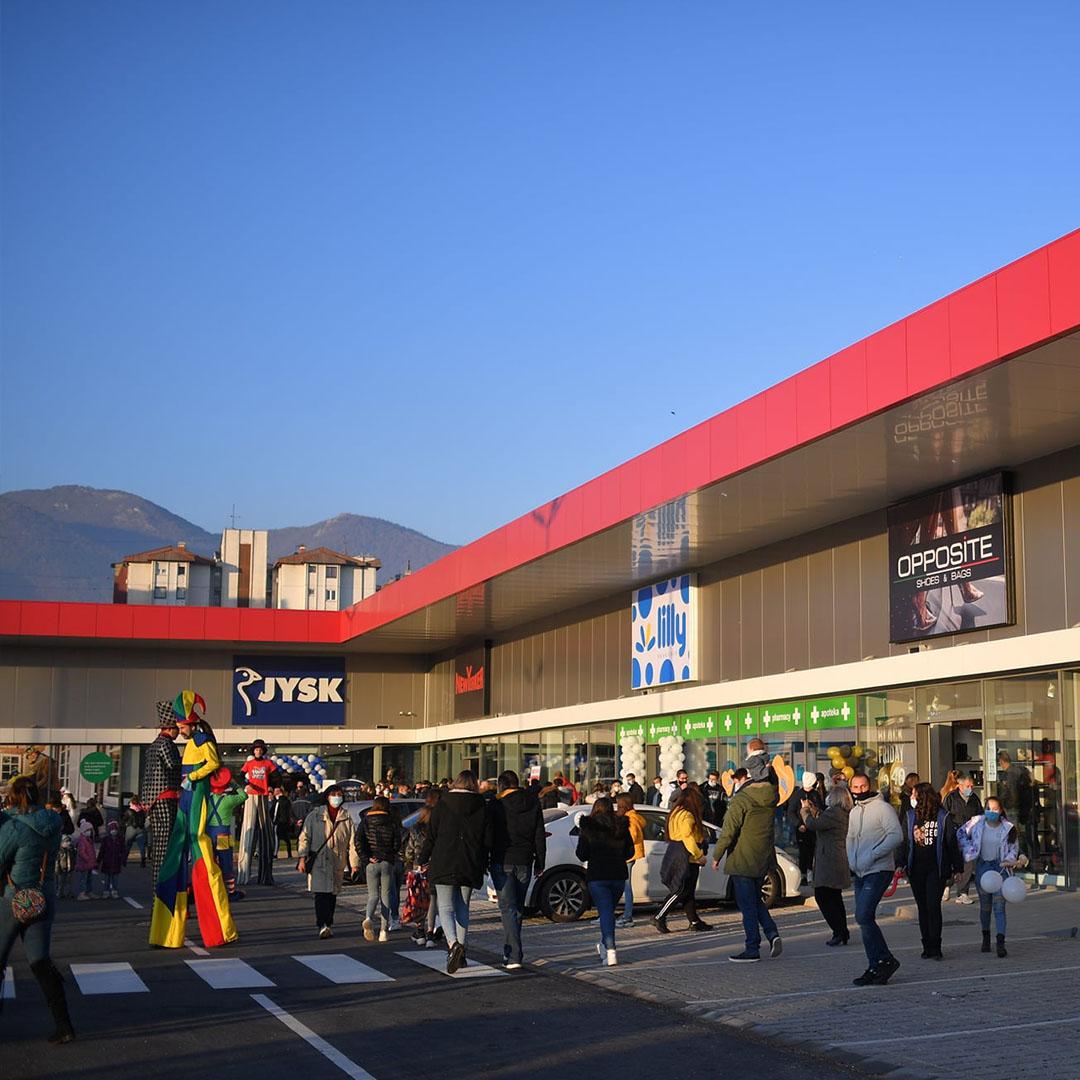 Retail Park Vranje